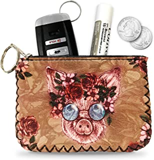 Zooconomy Collection Hipster Pig Coin Purse