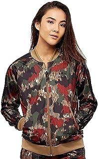 2f4d90f251 Amazon.it: adidas donna - Giacche e cappotti / Donna: Abbigliamento