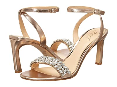 Jewel Badgley Mischka Baltimore (Rose Gold) Women