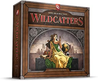 Capstone Games Wildcatters Game