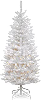 National Tree 4.5 Foot Kingswood Fir White Pencil Tree