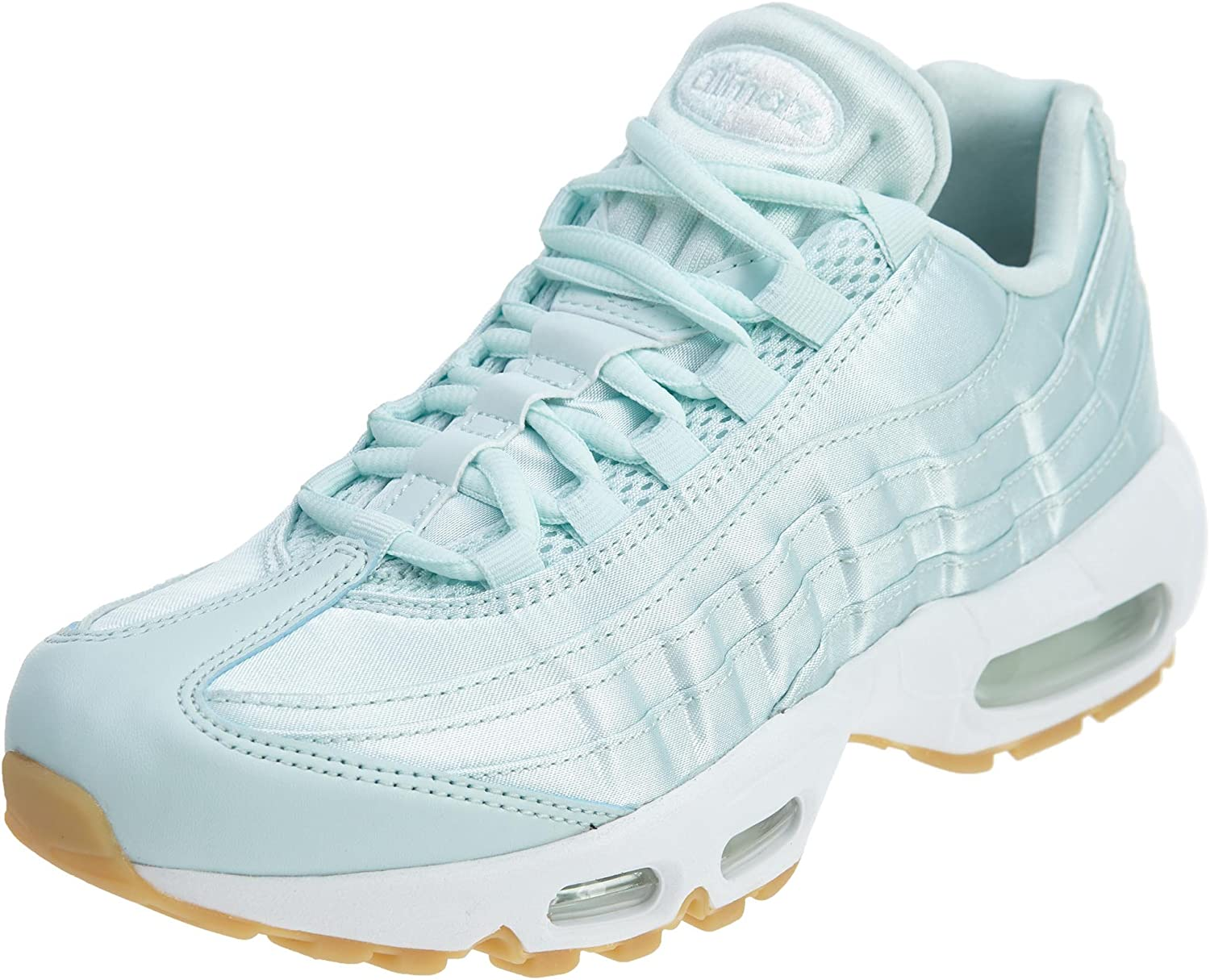 Nike Womens Air Max 95 WQS Lace-Up Low Top Fashion Sneakers