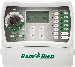 Rain Bird SST400IN Simple-to-Set Indoor Sprinkler/Irrigation System, 4-Station
