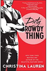 Dirty Rowdy Thing (Wild Seasons Book 2) Kindle Edition
