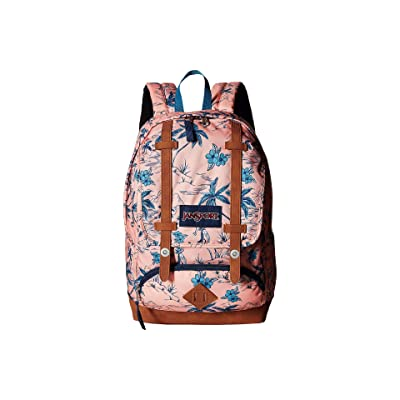 JanSport Cortlandt Backpack (South Pacific) Backpack Bags