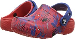 Fun Lab Spiderman Graphic Clog (Toddler/Little Kid)