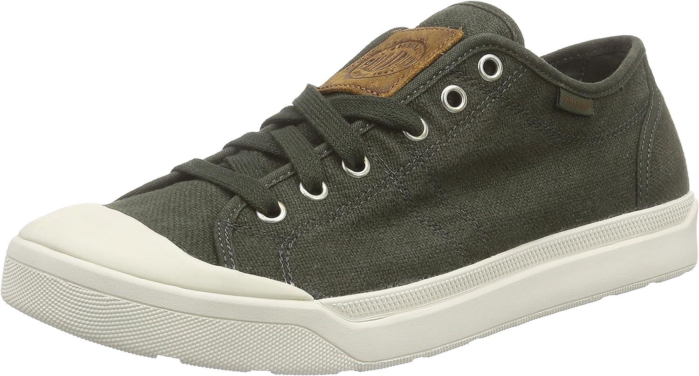 Palladium Pallarue Lc, Men's Low-Top Sneakers