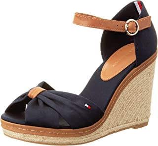 TOMMY HILFIGER Iconic Elena Womens Sandals Blue