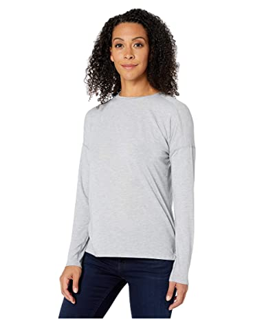 The North Face Workout Long Sleeve (TNF Light Grey Heather) Women
