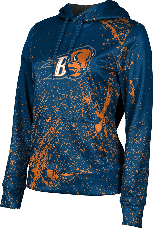 ProSphere Bucknell University Girls' Pullover Hoodie, School Spirit Sweatshirt (Splatter)