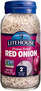 Litehouse Freeze Dried Red Onion, 0.60 Ounce