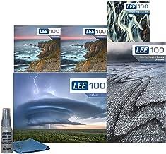 LEE Filters LEE100 77mm Landscape Pro Kit - LEE100 Filter Holder, Lee 100mm Soft Edge Set Graduated ND Filters LEE 100mm B...