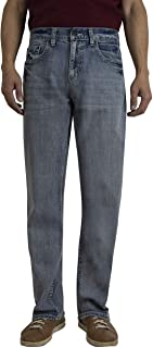 Bailey's Point Men's Fashion Straight and Bootcut Jeans Regular Fit