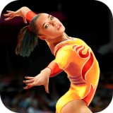 Champion Gymnast Balance 3D - Sporty Girl