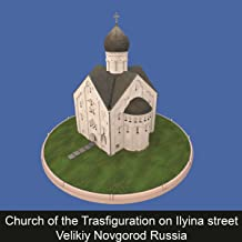 Church of the Trasfiguration on Ilyina street Velikiy Novgorod Russia (RUS)