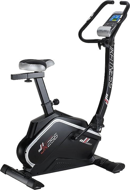 Cyclette jk fitness performa 256 volano 10 kg JK256