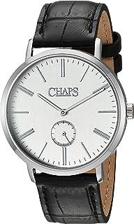 Chaps Dunham two-hand Reloj de piel