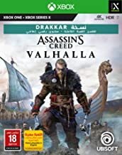 Assassin's Creed Valhalla Drakkar Editon (Xbox One)