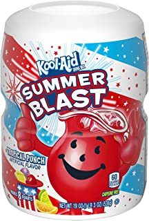 Kool-Aid Tropical Punch Soft Drink Mix 19oz