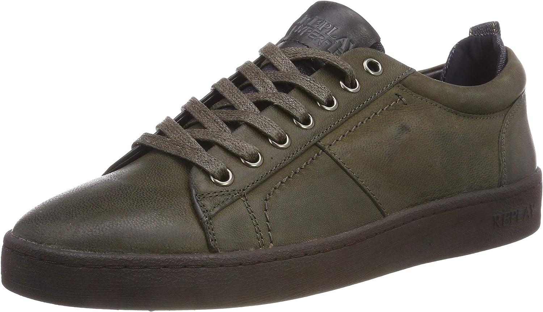 Replay Men's Fhair Low-Top Sneakers