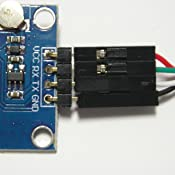 5 poliges Dupont Kabel /Überbr/ückungskabel Buchse zu Buchse f/ür Arduino Raspberry Pi Nextion Display Beitian GPS DIYmalls PL2303HX USB zu RS232 TTL Modul