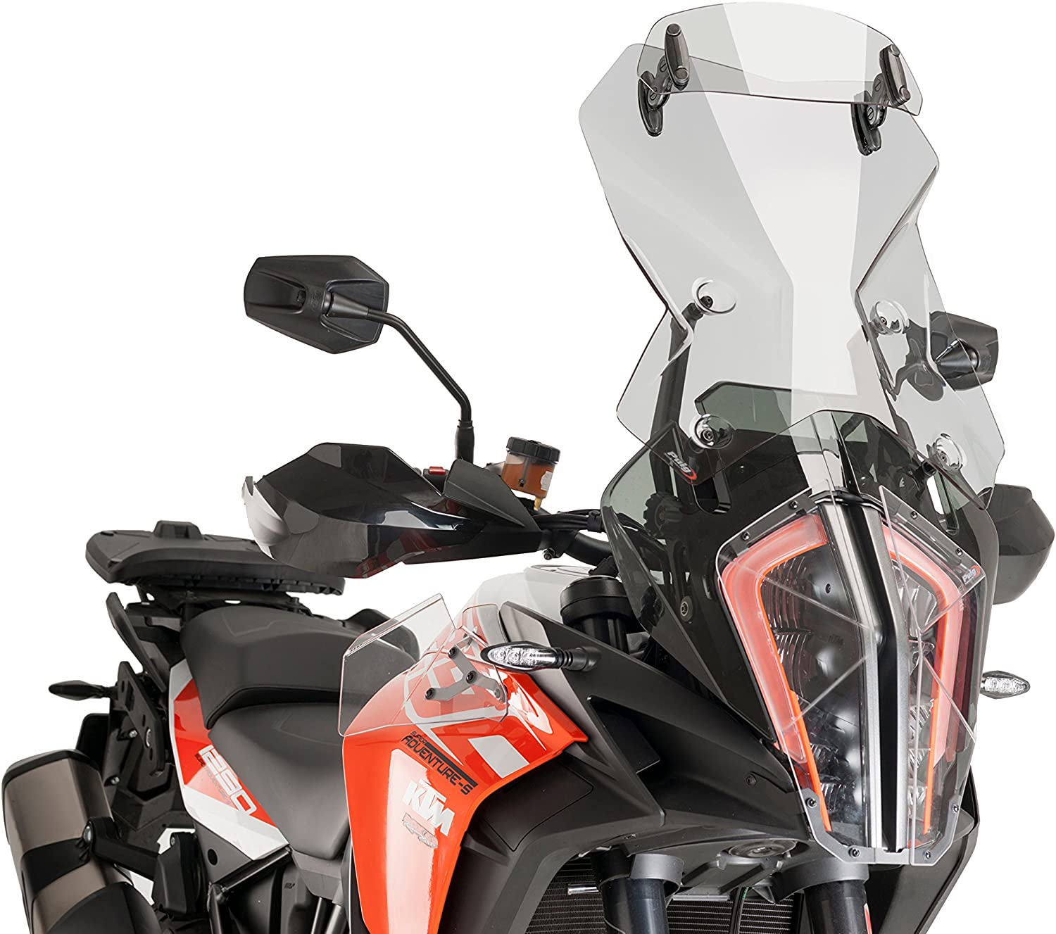 Puig TOURING SCREEN + VISOR KTM 17-20 C SUPERADVENTURE R New life Challenge the lowest price of Japan 1290 S