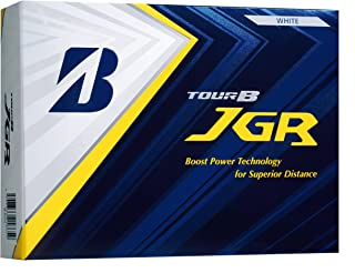 BRIDGESTONE(ブリヂストン) ゴルフボール TOUR B JGR 1ダース(12個入り)