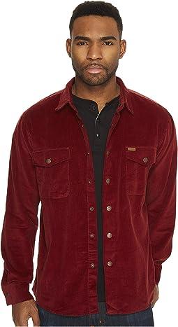 Brixton - Nevada Long Sleeve Shirt Jacket