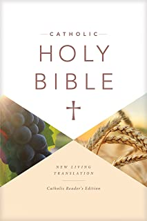 Catholic Holy Bible Reader's Edition (Hardcover)