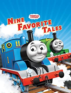 Thomas' Nine Favorite Tales (Thomas & Friends)