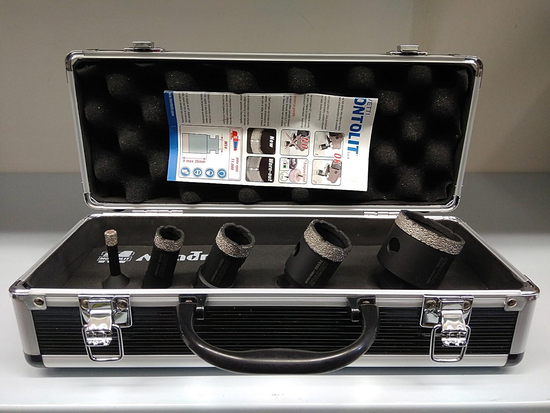 Kit Kit Kit Foretti a secco 8 20 27 35 50 mm Art.FSBKIT-IT Mondrillo Montolit B00O1YVRVM | eine große Vielfalt  d80cd5