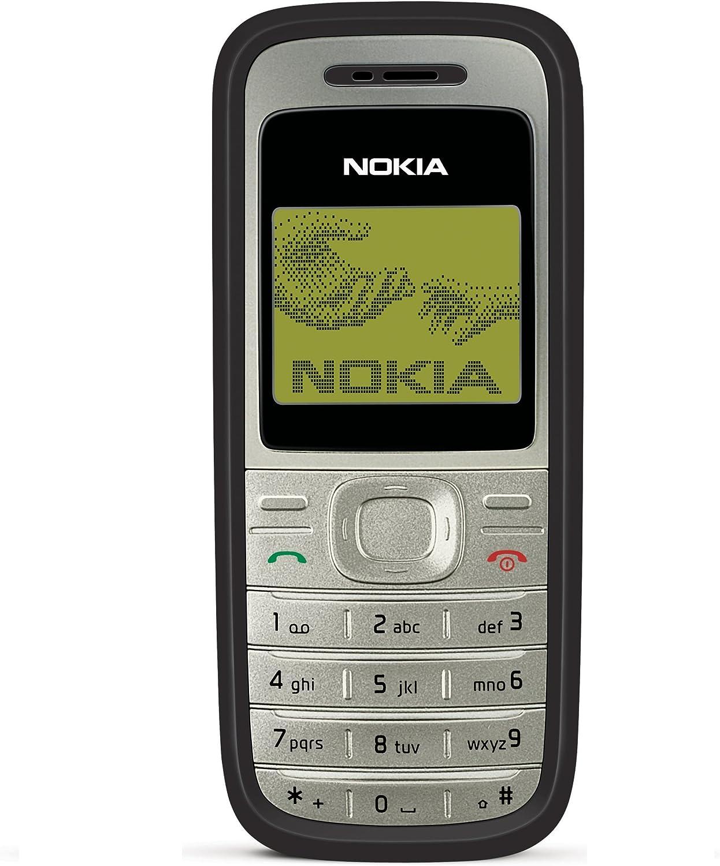 Nokia 1200 Black Handy Elektronik