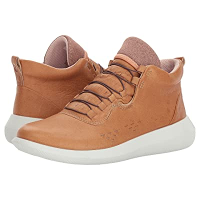 ECCO Scinapse High Top (Volluto Yak Leather) Women