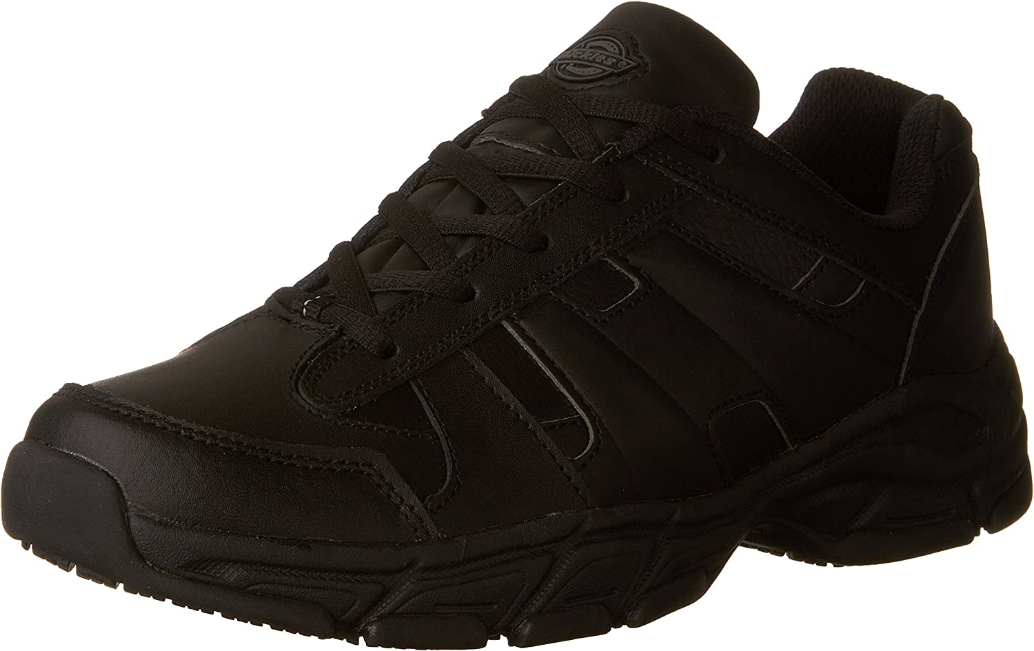 Dickies Men's Athletic Lace Work shoes,Black,13 M US