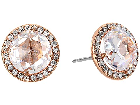 6022272a7d166 Kate Spade New York Bright Ideas Pave Halo Stud Earrings at Luxury ...