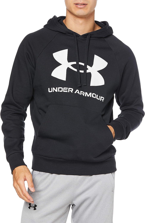 Under Armour Men's Rival Fleece Big Logo Hoodie