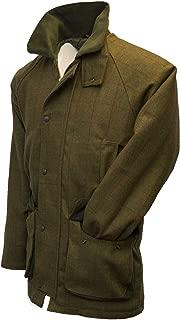 Walker & Hawkes - Mens Derby Tweed Shooting Hunting Country Jacket - Red Stripe