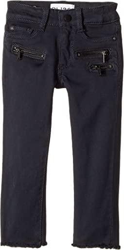 DL1961 Kids Chloe Skinny Jeans in Navy (Toddler/Little Kids)