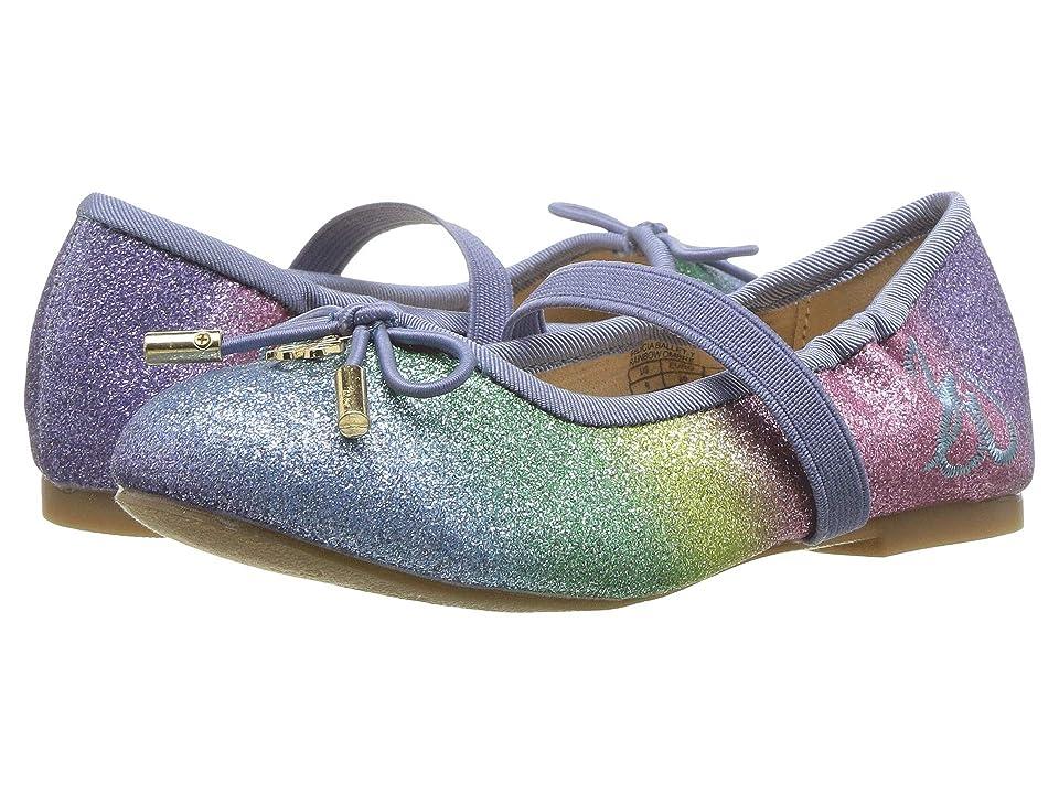 Sam Edelman Kids Felicia (Toddler) (Rainbow Ombre) Girl