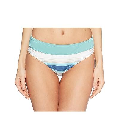 Carve Designs Stinson Bottom (Playa Stripe/Julep) Women