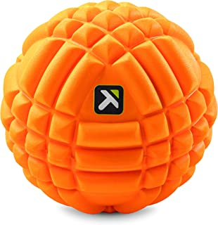 TriggerPoint Grid Ball Foam Massage Ball, Orange