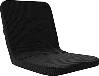 bonmedico All-in-One Memory Foam Seat Cushion, Orthopedic Gel Comfort for Coccyx/Tailbone & Sciatica Pain Relief with Back Support, Provides Lumbar Support - Great for Car Seat Cushion or Office Seat