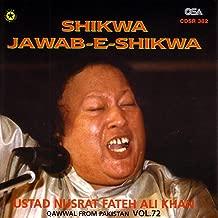 Best shikwa jawab e shikwa nusrat fateh ali khan Reviews