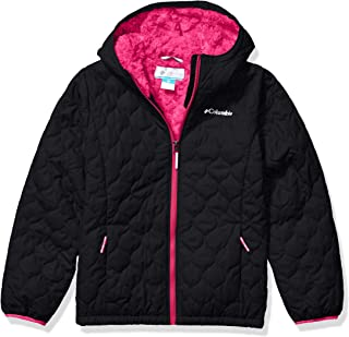 Columbia Girls 1680881 Bella PlushTM Jacket Insulated Jacket - Black - X-Large