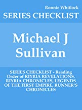 the riyria chronicles reading order