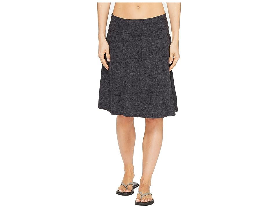 Prana Vendela Skirt (Black) Women