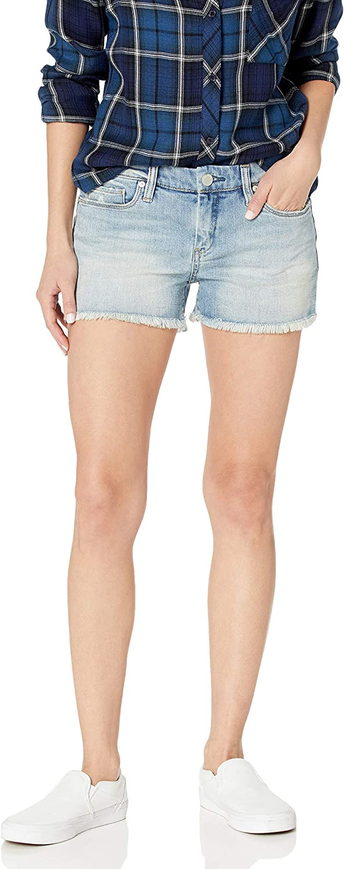 BLANKNYC Women's Ranking TOP2 Opening large release sale Frayed Hem Shorts