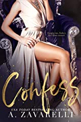 Confess (Sin City Salvation Book 1) Kindle Edition
