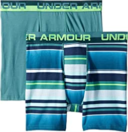 2-Pack Boardshorts Stripe Boxer Set (Big Kids)
