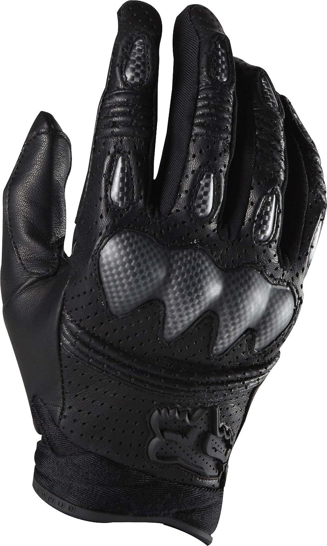 Fox Bomber S Handschuhe Farbe Schwarz Größe M 9 Bekleidung